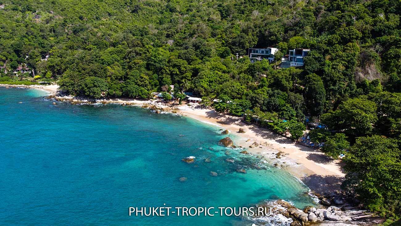 Пляж Ао Сан на Пхукете - фото 5