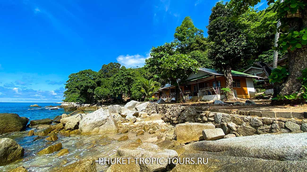 Пляж Ао Сан на Пхукете - фото 6