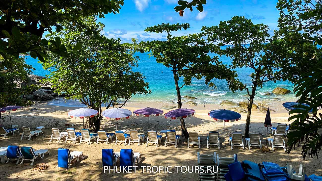 Пляж Ао Сан на Пхукете - фото 2