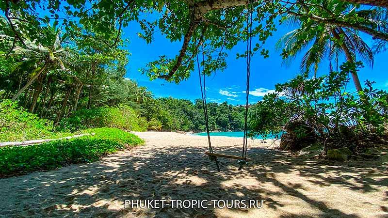 Пляж Банана на Пхукете - фото 3