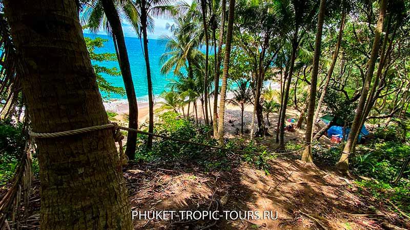 Пляж Банана на Пхукете - фото 11