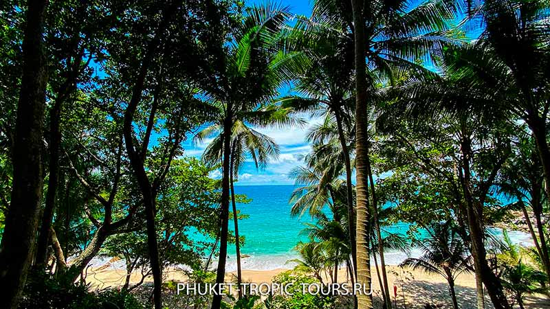 Пляж Банана на Пхукете - фото 1