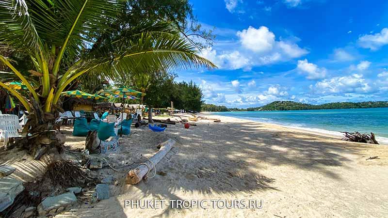 Пляж Бангтао (Пхукет) - фото 16