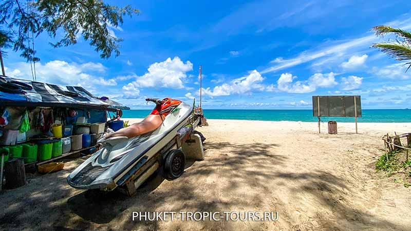 Пляж Бангтао (Пхукет) - фото 10