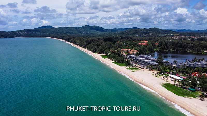 Пляж Бангтао (Пхукет) - фото 20