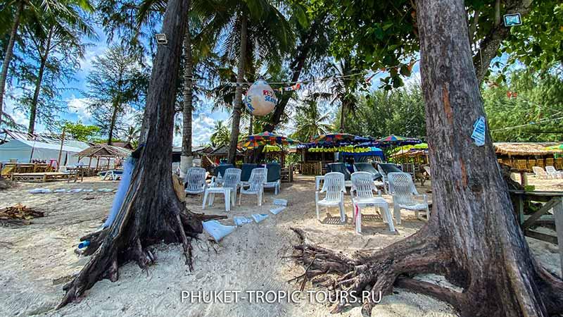 Пляж Бангтао (Пхукет) - фото 9