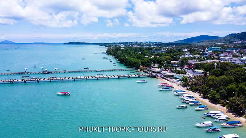 Пляж Чалонг на Пхукете - фото 2
