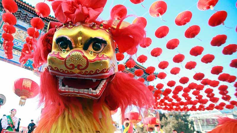 Китайский Новый Год на Пхукете в феврале