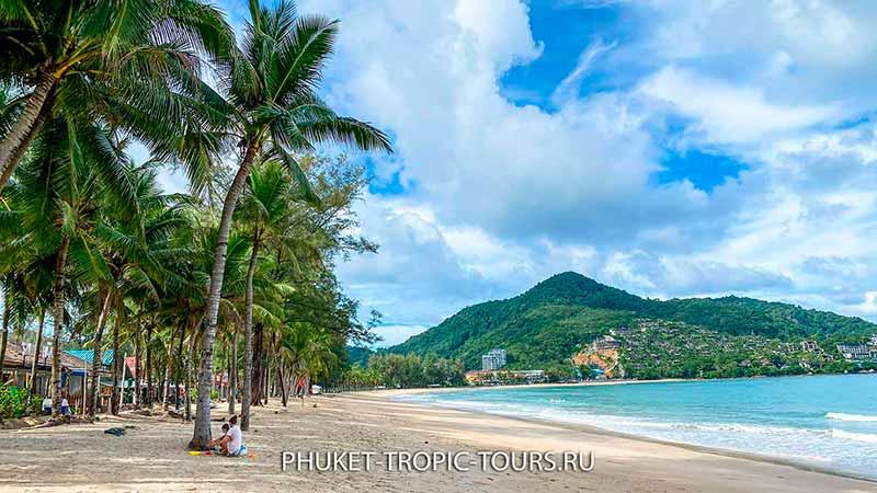 Пляж Камала на Пхукете - фото 3