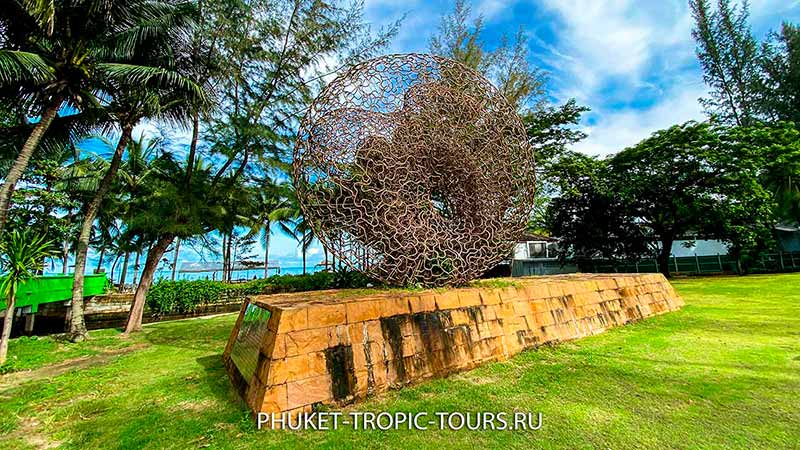 Пляж Камала на Пхукете - мемориал цунами фото 14