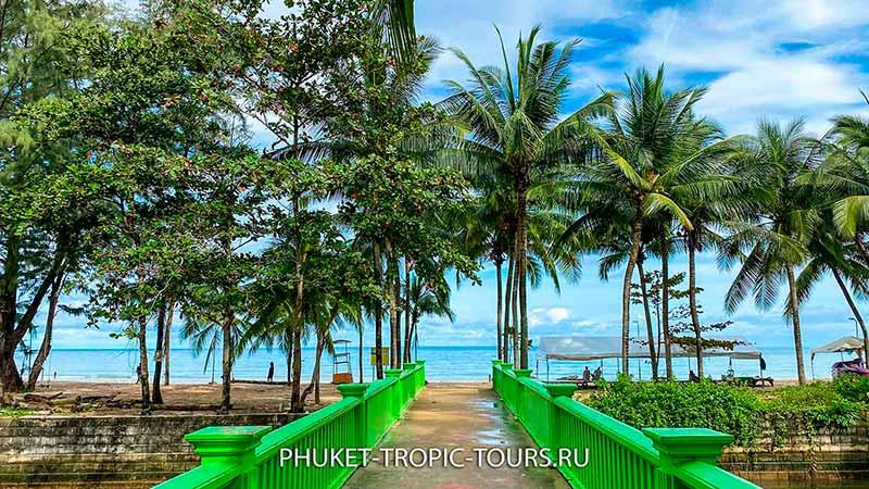 Пляж Камала на Пхукете - фото 8