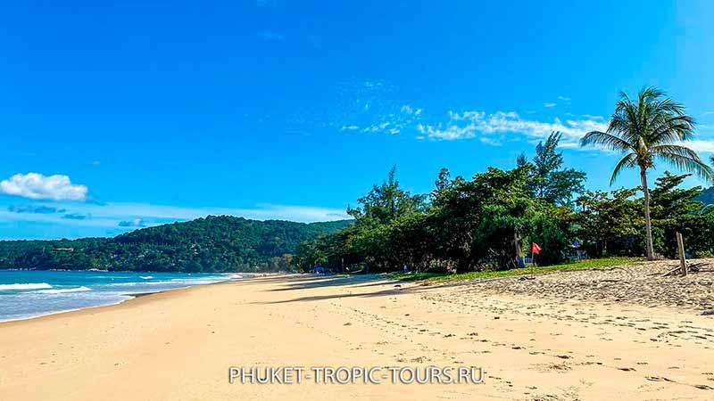 Пляж Карон на Пхукете - фото 11
