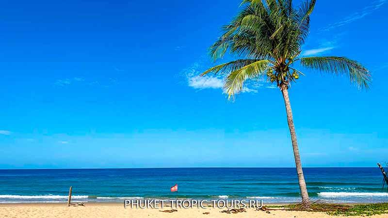 Пляж Карон на Пхукете - фото 1