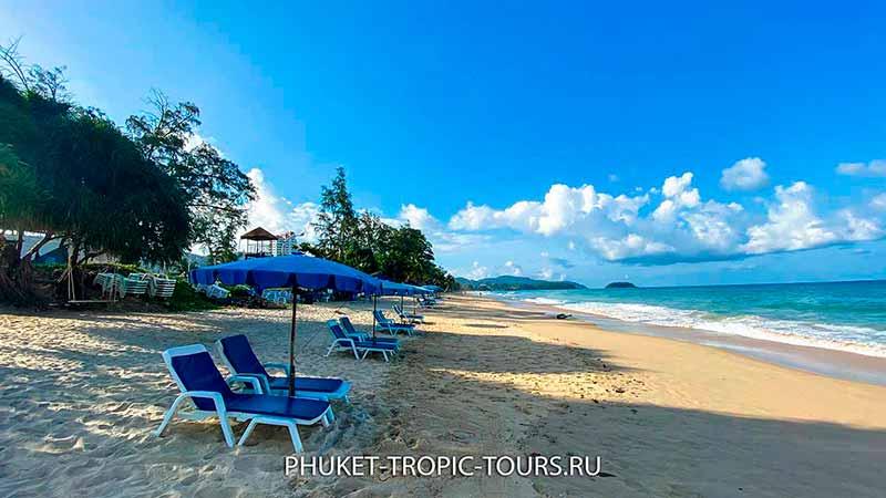 Пляж Карон на Пхукете - фото 8