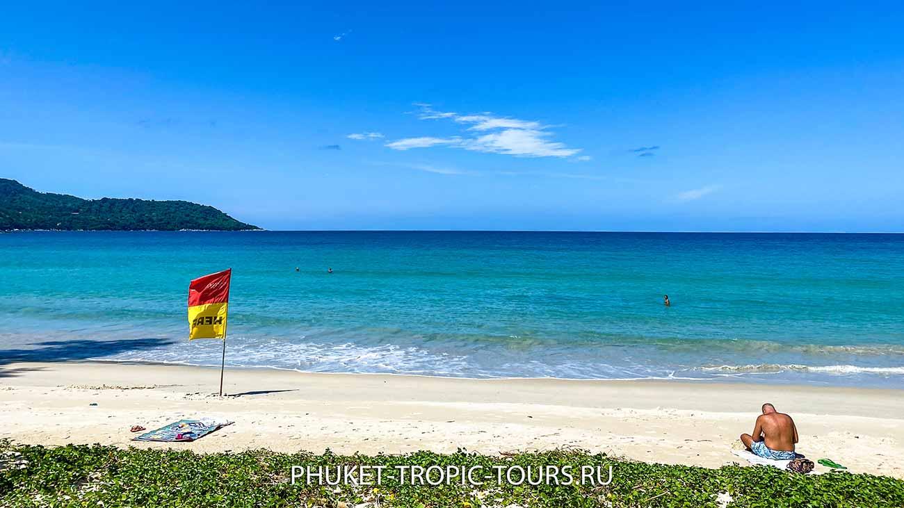 Пляж Ката на Пхукете - фото 11