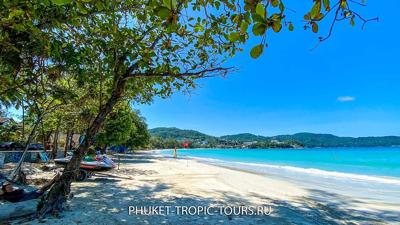 Пляж Ката на Пхукете - фото 7