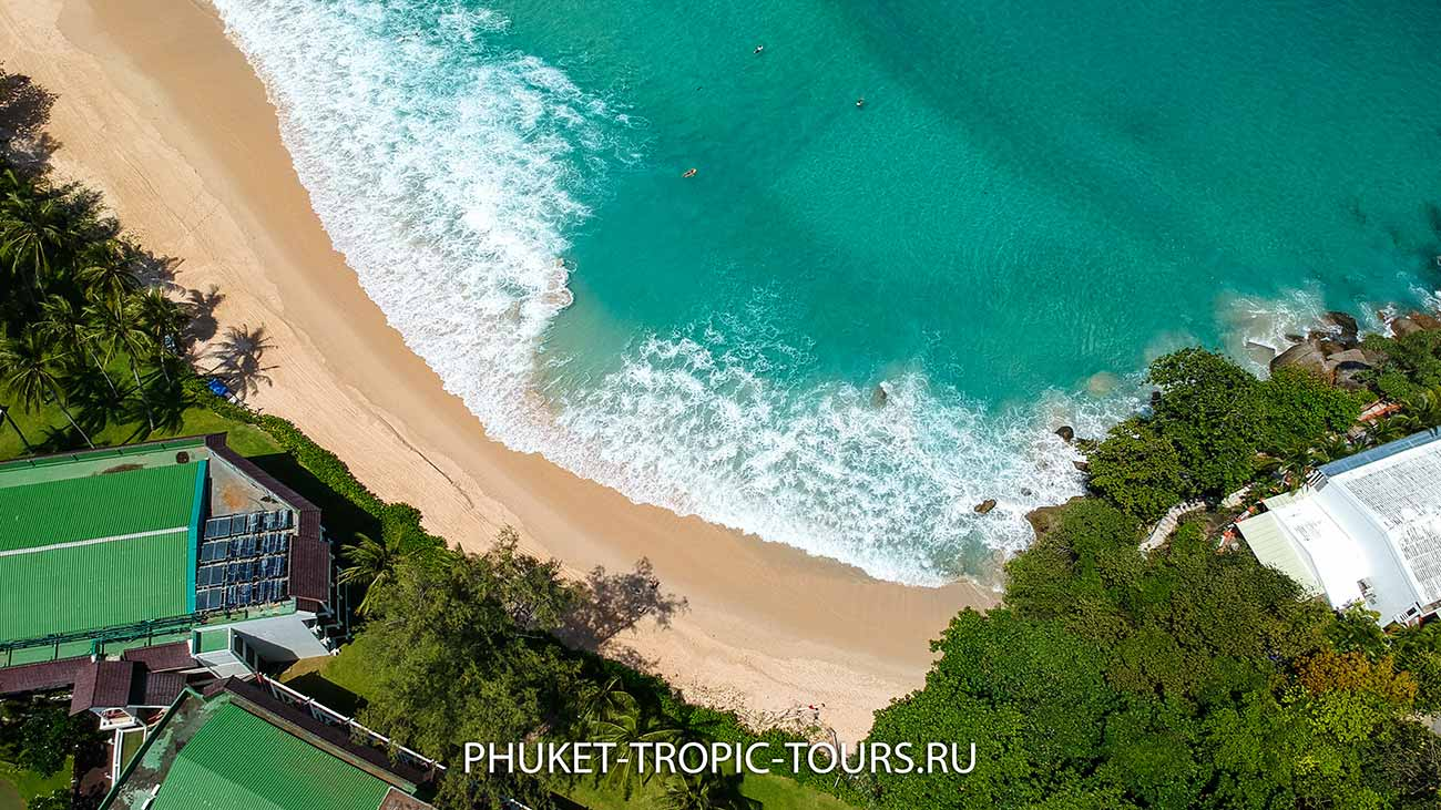 Пляж Ката Ной на Пхукете - фото 5