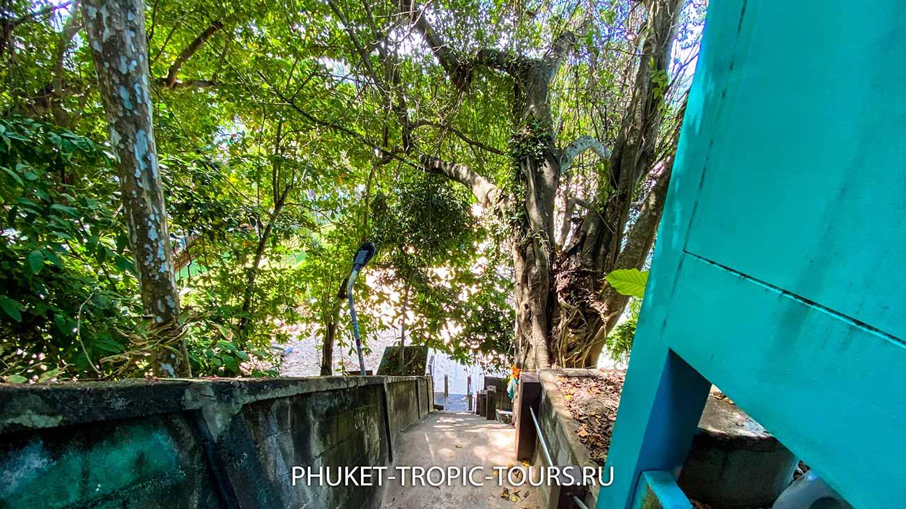 Пляж Ката Ной на Пхукете - фото 9
