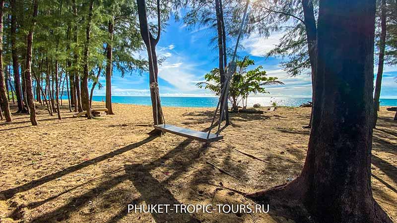 Пляж Май Као - фото 12