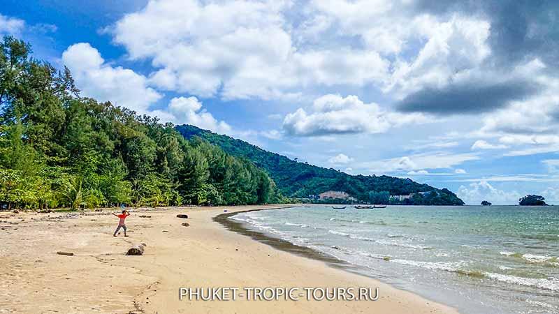 Пляж Най Янг - фото 8