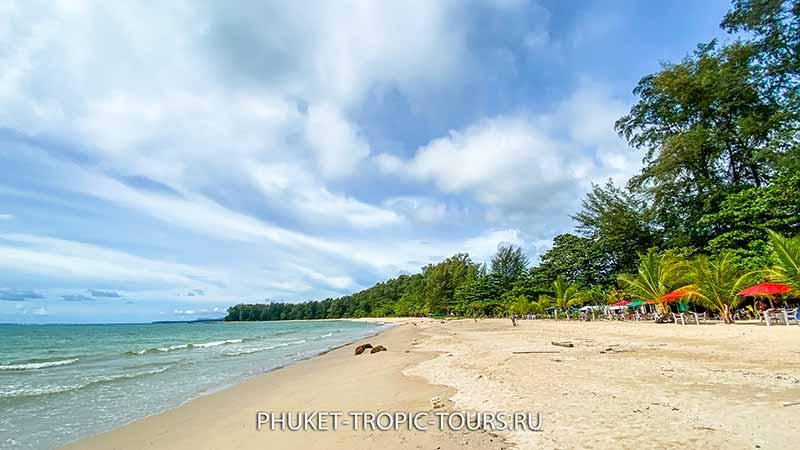 Пляж Най Янг - фото 1