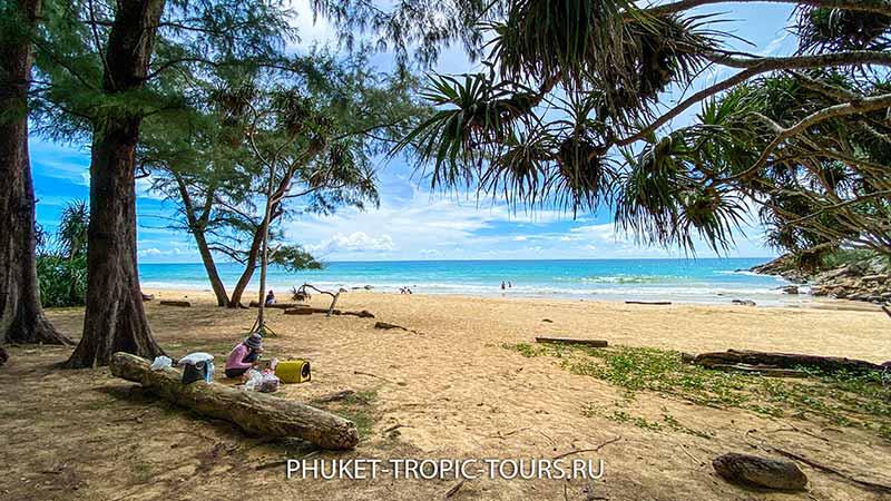 Пляж Найтон на Пхукете - Фото 12