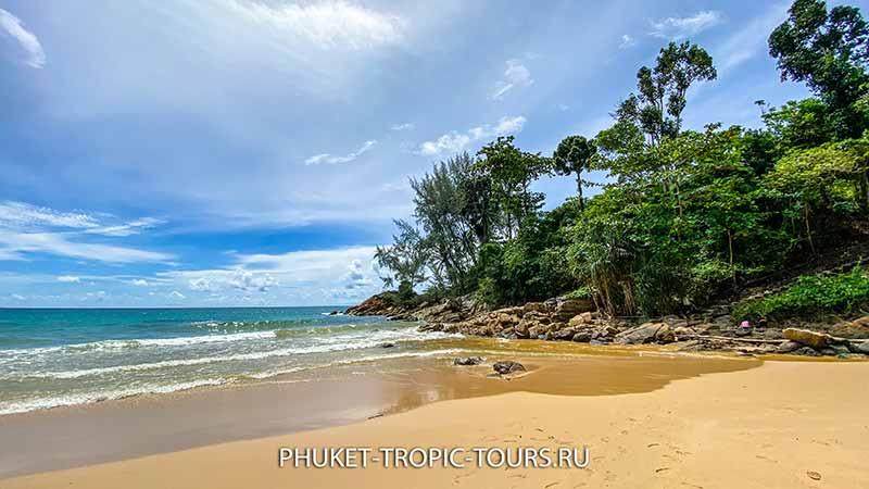 Пляж Найтон на Пхукете - Фото 13