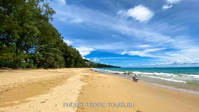 Пляж Найтон на Пхукете - Фото 14