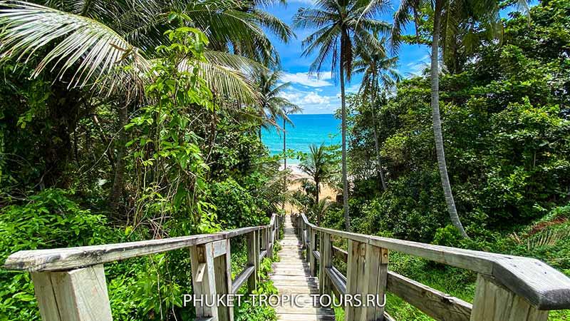 Пляж Найтон на Пхукете - Фото 15