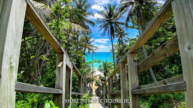 Пляж Найтон на Пхукете - Фото 6