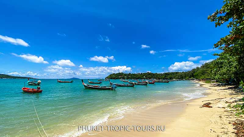 Пляж Раваи - фото 12