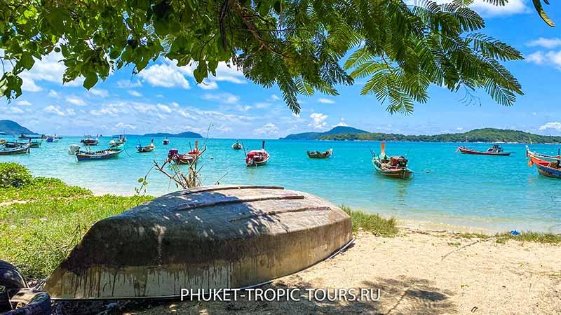 Пляж Раваи - фото 5