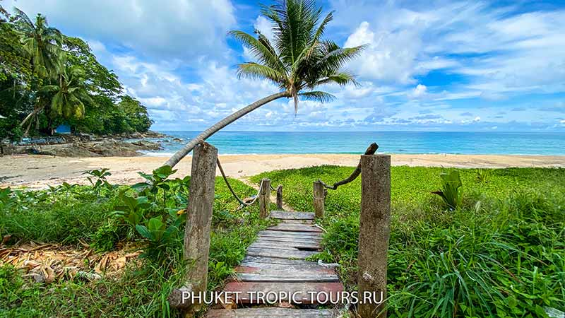 Пляж Сурин на Пхукете - фото 11