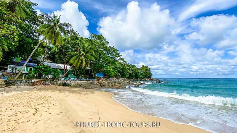 Пляж Сурин на Пхукете - фото 5