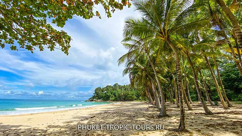Пляж Сурин на Пхукете - фото 13