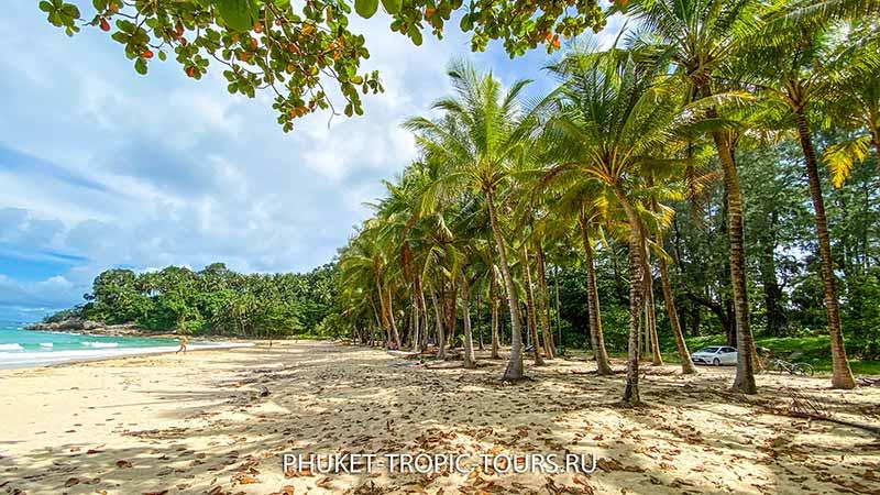 Пляж Сурин на Пхукете - фото 4