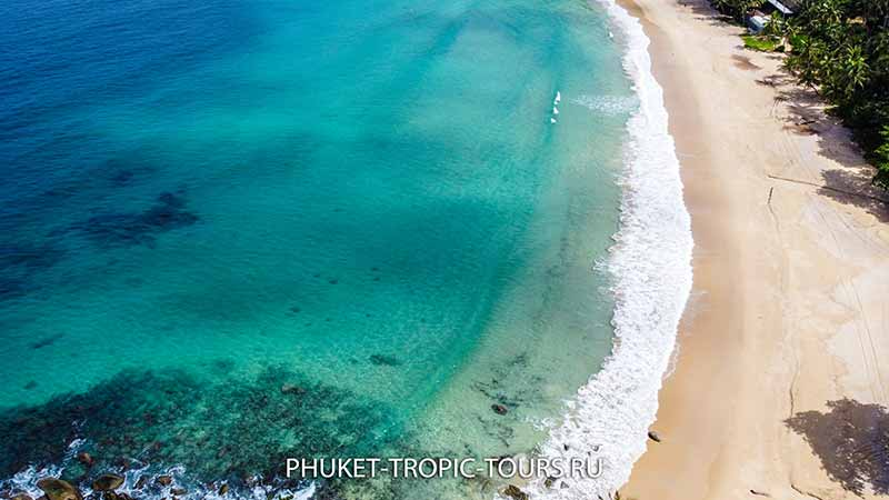 Пляж Сурин на Пхукете - фото 2