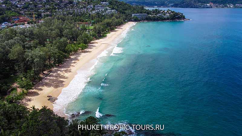 Пляж Сурин на Пхукете - фото 19