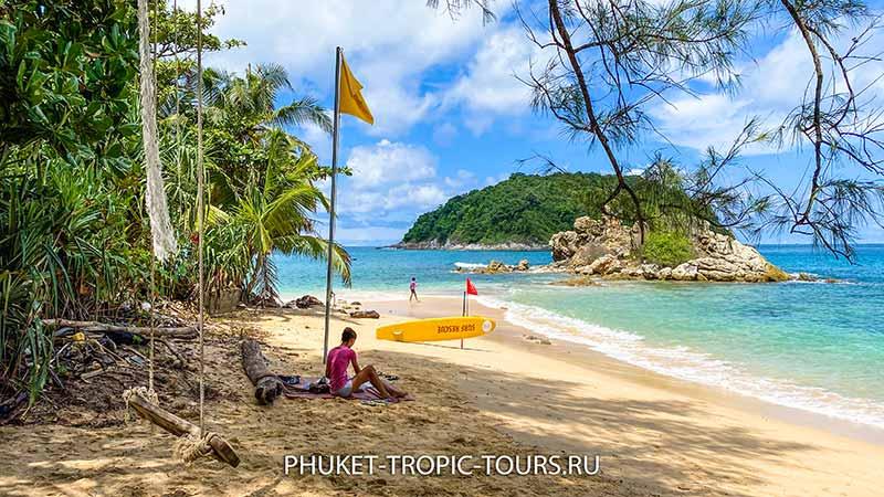 Пляж Януи на Пхукете - фото 4