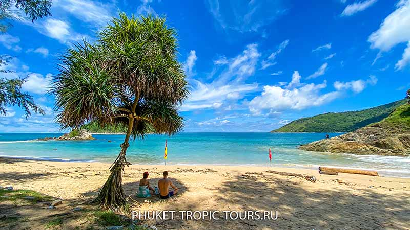 Пляж Януи на Пхукете - фото 2