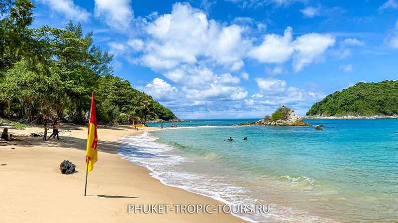 Пляж Януи на Пхукете - фото 3