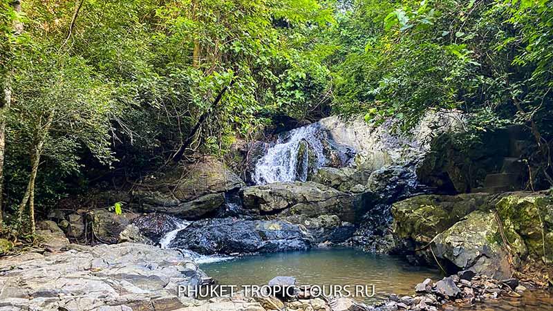 Водопад Ао Йон (Панва) на Пхукете - фото 11