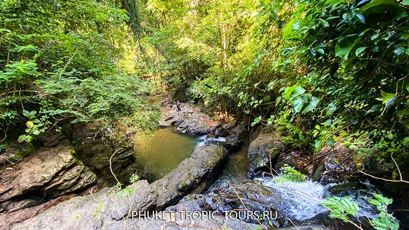 Водопад Ао Йон (Панва) на Пхукете - фото 15