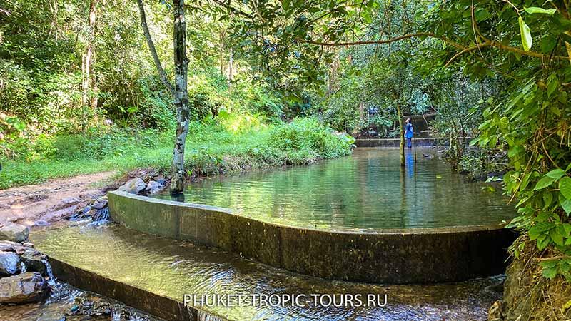 Водопад Ао Йон (Панва) на Пхукете - фото 9