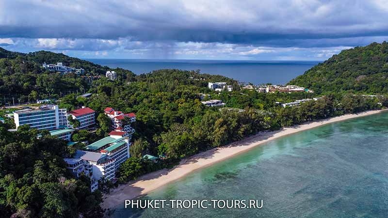 Пляж Три Транг на Пхукете - фото 16