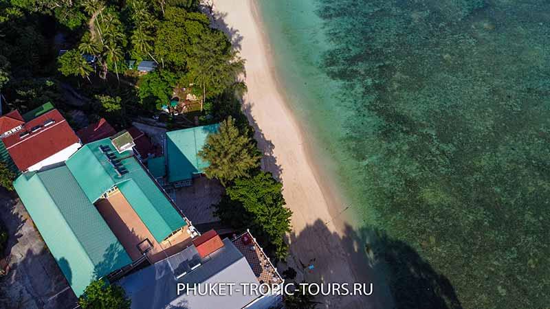 Пляж Три Транг на Пхукете - фото 17