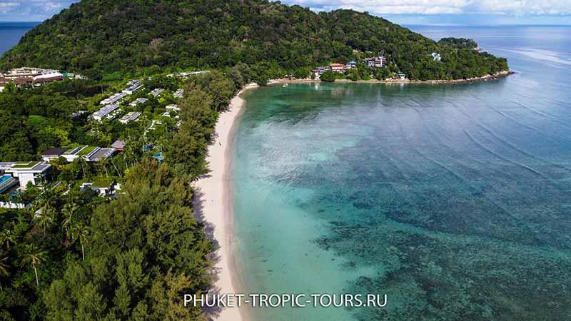 Пляж Три Транг на Пхукете - фото 8