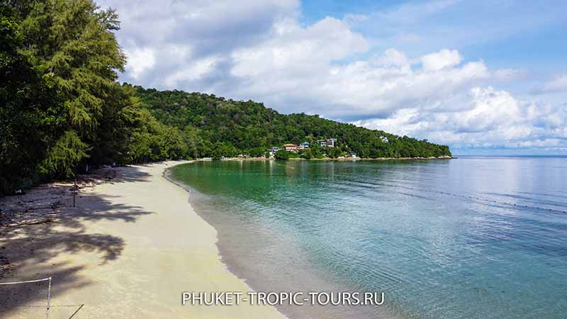 Пляж Три Транг на Пхукете - фото 4