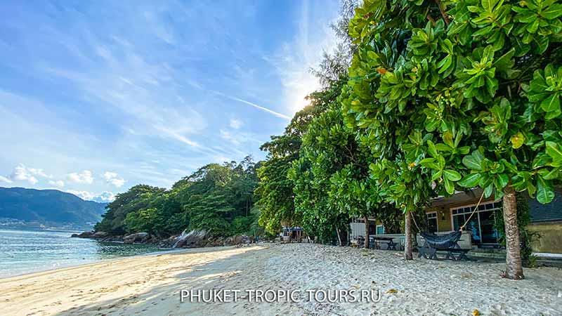 Пляж Три Транг на Пхукете - фото 3