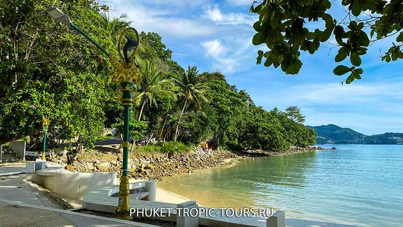 Пляж Три Транг на Пхукете - фото 12